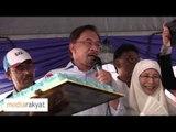 Anwar Ibrahim: Najib, Hentikan Lah Ini Dakwa-Dakwa Orang, Sudah Lah!