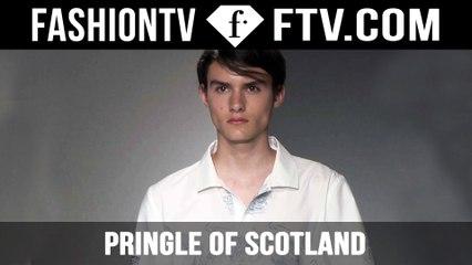 Pringle of Scotland Spring/Summer 2016 Highlights | Milan Collections: Men | FashionTV