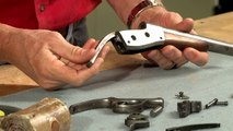 Gunsmithing - How to Make a Rolling Block Pistol Grip Presented by Larry Potterfield of MidwayUSA