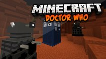 Minecraft | DOCTOR WHO! (Tardis, Daleks, Cybermen & More!) 1.7.10