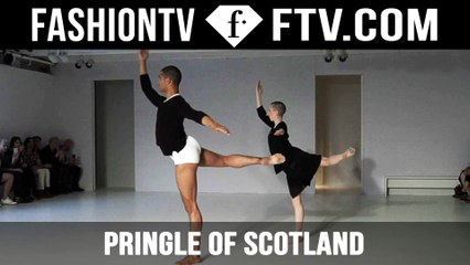 Pringle of Scotland Spring/Summer 2016 Live Performance | Milan Collections: Men | FashionTV