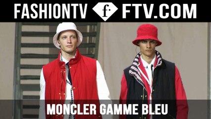 Moncler Gamme Bleu Spring/Summer 2016  | Milan Collections: Men | FashionTV