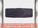 Cooper Cases(TM) Touchpad K5000 T-Mobile (LG) G-Slate / T-Mobile Springboard Tablet Bluetooth