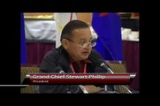UBCIC 44th AGA. Grand Chief Stewart Phillip - Summary of Recent Events Impacting First Nations