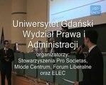 16.04.2008 prof. Joanna Senyszyn i Janusz Korwin-Mikke  1/11