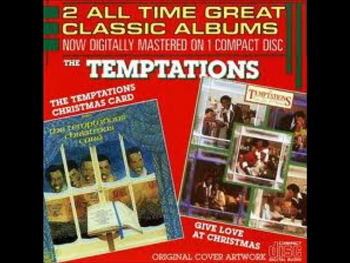 Temptations Christmas.This Christmas The Temptations