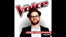 Josh Kaufman - Happy - Studio Version - The Voice USA 2014