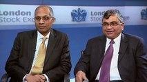 Krishnakumar Natarajan and Rostow Ravanan | Mindtree | World Finance Videos