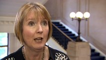 "Harriet Harman calls Tory welfare plans ""unfair"""