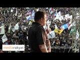 Johari Abdul: Kalau Kita Tidak Hentikan Penipuan, UMNO BN Akan Mengatakan Kita Bodoh
