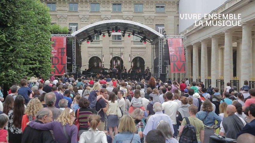 Fête de la Musique 2015 - Concerts dans les jardins du Palais-Royal