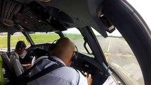 Flying 1 Pax on ATC-Day SZB-LGK Flight #J8516 (Capt: Fauwaz / FO: JFK)