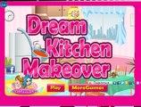 Setting up your kitchen! Developing a cartoon for girls! Children's cartoon!