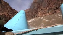 Hualapai River Runners White Water Rafting - Grand Canyon West, 4/4/2013