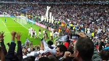 Real Madrid Sergio Ramos Goal vs Atletico Madrid Champion's League Final