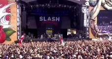 Slash feat. Myles Kennedy and the Conspirators - Hellfest 2015 Clisson 06.20   (full show)