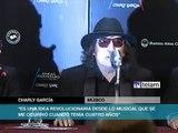 Con críticas al rock argentino, Charly García anunció la presentación de una suite en el Colón.