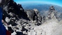 Subida al Pico Almanzor-2