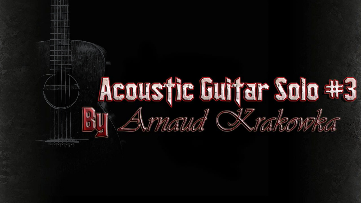 Acoustic Guitar Solo #3