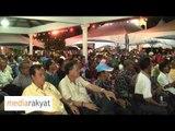 Anwar Ibrahim: Kalau Pemimpin Tak Curi Duit Rakyat, Kita Boleh Bela Nasib Rakyat
