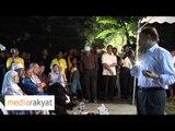 Anwar Ibrahim: Dekat Pilihanraya BR1M BR1M BR1M, Lepas Pilihanraya BROOM BROOM BROOM