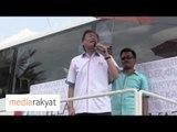 Anwar Ibrahim: Najib, Nak Tolong Rakyat Tak Bankrap, Curi Duit Rakyat  Boleh Bankrap