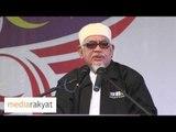 Tok Guru Hadi Awang: Hari Malaysia 2012 - Perisytiharan Kuching (Kuching Declaration)
