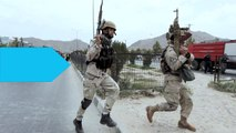 Taliban Target Afghan Parliament In Suicide Attack