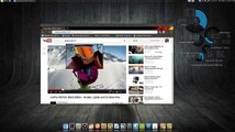 Arch-Linux-Mate-Cairo-Dock-Compiz - video dailymotion