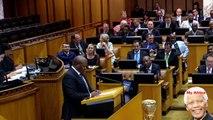 Bantu Holomisa And UDM Have NO Confidence In Jacob Zuma