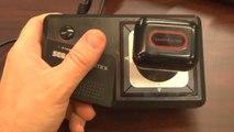 Classic Game Room - SEGA CONTROL STICK review for Sega Master System