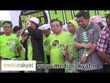 (Anti-Lynas Rally) Anwar Ibrahim: Kalau Kita Di Putrajaya, Kita Akan Batalkan Lynas
