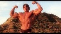 Arnold Schwarzenegger Bodybuilding Training   No Pain No Gain 2013 720p