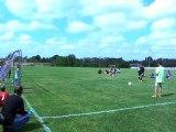 Tournoi U9 et U11 Yvetot 21 juin 2015 tirs au but Matthieu