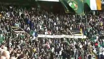 """Celtic Glasgow-""""The Basque Country does not walk alone"""""""
