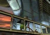 Final Fantasy VII FMV Cutscene #37 - Tifa Escapes Junon