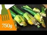 Recette de Fleurs de courgettes farcies - 750 Grammes