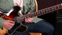 B.B King Style Guitar Lesson - Soloing With the B.B. Box - Blues Rock Guitar Soloing Lesson