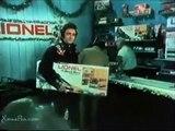 Johnny Cash Lionel Trains Commercial: Vintage Toys for Christmas