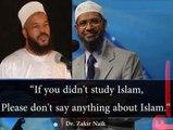 Blockedheaded atheists fail to realise the context of apostasy in Islam- Dr. Bilal Philips& Dr zakir naik