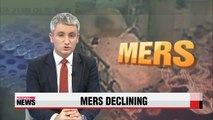 MERS outbreak showing signs of improvement