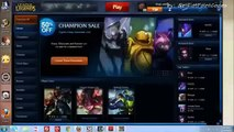 FREE Riot Points Generator Working june 2015! League of Legends Free Riot Points