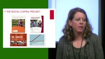 Cara Pike: TRIG's Social Capital Project - Bridging from Research to Action