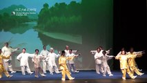 O-mei wushu center - 20th anniversary - Group Taichi