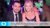 Kelly Ripa and Mark Consuelos' Look Alikes