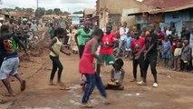 "Getto Kids Dancing Follow Follow  by HANSON BALILUNO  ""New Ugandan Music 2015"" HD"
