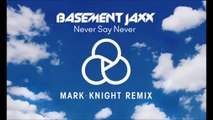 Basement Jaxx - Never Say Never (Mark Knight Remix) Extended mix