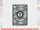 Coveroo iPad Air 2 Black Folio Case with Texas Rangers Digi Camo Rangers Emblem Design