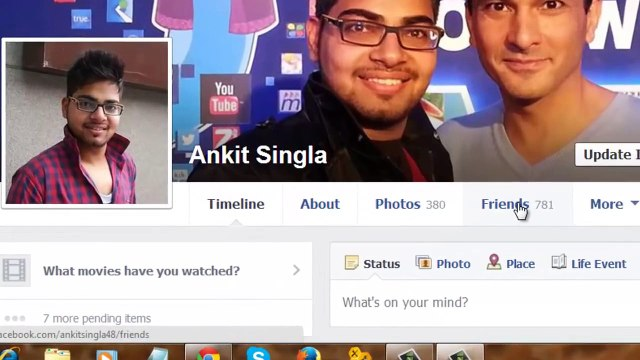 How To Hide Friends List on Facebook 2015?