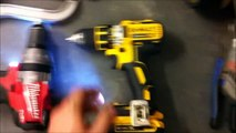 Dewalt 20v Lithium Brushless compact drill preview DCD790